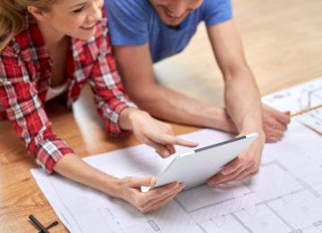 La Progettazione on line: alcuni esempi pratici per migliorare casa
